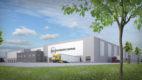 Logistický areál Greenhouse Březhrad – hala DC3