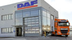 Sales and service centre DAF Jeřmanice