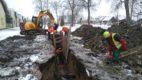 Kanalizace Lužec nad Cidlinou
