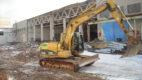 Stavíme výrobní haly pro společnost Tyco v Trutnově – Poříčí