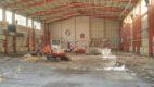 Zahájili jsme práce na rekonstrukci sportovní haly Gymnazia Trutnov